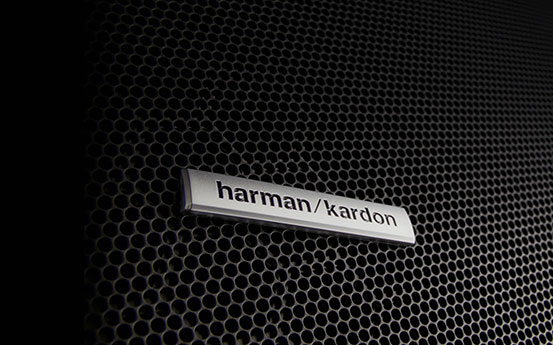 Harman/Kardon-Audiosystem